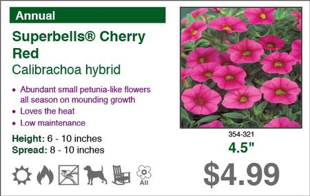 xerox label templates - garden center marketing 39 s custom plant pot labels