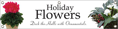 Holiday Flowers 48