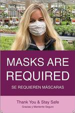 Masks Required 24