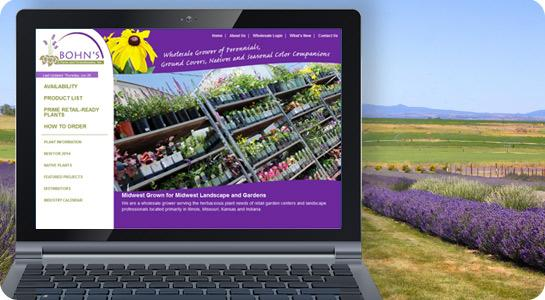 Garden Center Websites